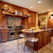 Decorating Country Kitchen Old Country Kitchen Decor Interiordecodircom Miserv