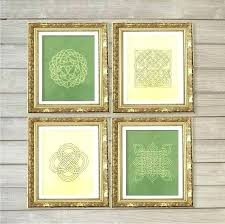 magnificent wall decor frieze art collections celtic home cross