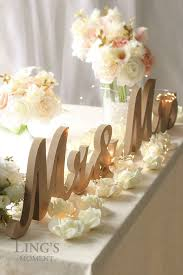 size 7 tall and 3 4 thick for mr and mrs 5 tall and 3 4 thick for the three letters spans about 28 when side by side mr mrs wedding sign