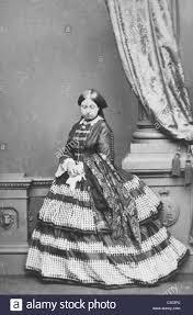 La regina Vittoria d'Inghilterra, 1859 Foto stock - Alamy