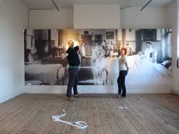My Favourite Gressenhall Memory Of 2014 Is Installing The Voices
