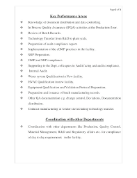 Qa Qc Resume Sample Best of Qa Analyst Sample Resume Andaleco