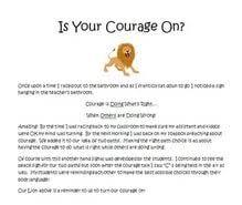 courage essay ideas  courage essay ideas