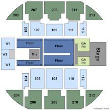 Brick Breeden Fieldhouse Concert Seating Chart Cheap Brick Breeden Fieldhouse Tickets