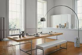 lights dining room table photo. How To Use Modern Floor Lamps In Your Dining Room Lighting Design \u2013 Lights Table Photo