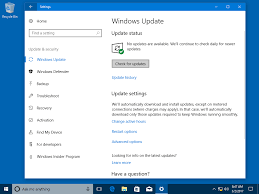 How To Upgrade To Windows 10 Version 1709 Fall Creators Update