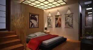 Japanese Inspired Room Design Simple Japanese Bedroom Decor Home Design Great Cool And Japanese