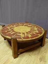 vintage coffee table philippe cote