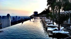 Exellent Infinity Pool Singapore Wallpaper Marina Bay Sands To