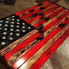 rustic wood american flag wall art aged large house hold decor reclaimed pallet on painted wood american flag wall art with wood american flag ebay