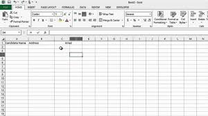 college selection spreadsheet how to track the recruiting process in microsoft excel ms word