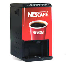 Buy Coffee Vending Machine Online Extraordinary Nescafe Coffee Vending Machine At Rs 48 Piece नेस्कैफे