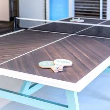 diy ping pong table diy folding ping pong table top