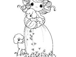 Toddler Color Pages Shepherd Coloring Page Free Printable Coloring