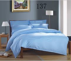 skyblue duvet cover twin full queen king 1pcs cotton comforter cover blanket cover quilt cover solid