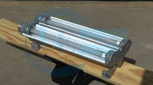 explosion proof paint spray booth led lighting 2 foot 2 lamp fixture class 1 div 1 you