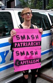 smash patriarchy america psycho occupy wall street photo essay smash patriarchy