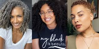 black women get real about natural hair
