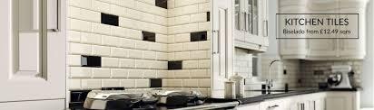 Black And White Kitchen Tiles Tile Choice Tile Choice