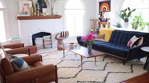 Rug Size Living Room How To Choose The Perfect Rug Size Youtube