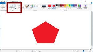 Paint Hintergrund Transparent Machen Eine Anleitung