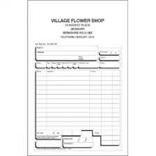 Sales Receipt Rexel Scribe 654 Counter Sales Receipt 2 Part Refill Pack Tw71295