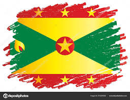 Design A Country Flag Grenada Grenada Country West Indies Island Spice