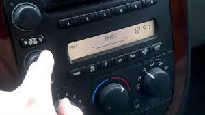 2008 Chevrolet Uplander Sound System - YouTube