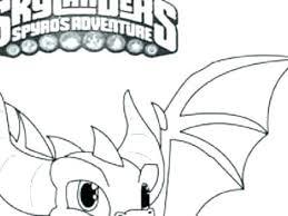 Skylanders Coloring Pictures Coloring Pages Learn To Dark Skylander