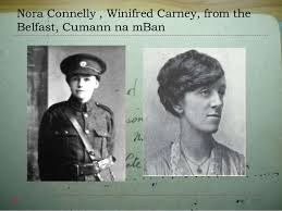 Winnie Carney, 'Typist With the Webley' and Connolly Confidante ...