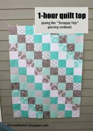 Beginner Baby Quilts – boltonphoenixtheatre.com & ... Beginner Baby Quilt Patterns Free Simple Square Baby Quilt Patterns  Simple Baby Quilt Tutorial Allison Made ... Adamdwight.com