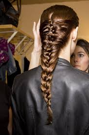 Tresse Africaine Effet Mouill E