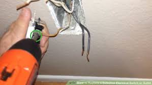how to replace a defective electrical switch or outlet 15 steps image titled replace a defective electrical switch or outlet step 5