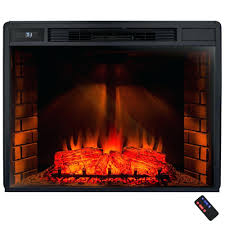 electric fireplace log insert with heater arrowflame deluxe 24 electric fireplace inserts best log insert