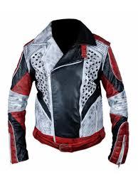 rock star biker jacket
