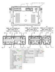 1998 mustang radio wiring diagram 1998 auto wiring diagram schematic 98 ford mach 460 radio wiring diagram 98 auto wiring diagram on 1998 mustang radio wiring