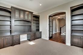 Storage with office space Design Office Space With Built In Storage Youtube Office Spaces Gonyea Custom Homes