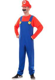 Superior Plumber Mario Deluxe Costume Ref.: E1000S
