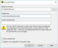 Encrypting And Decrypting Files Ultraedit Wiki