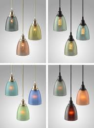 recycled lighting. Cool Recycled Light Fixtures Transforming Bottle Glass Into Exquisite Lamps And Lighting