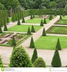 Formal Garden Stock Photo Image Of Park Molded Bushes 31705600 Formal Garden Plants