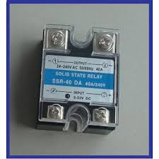state relay ssr heat sink a amp for pid temperature solid state relay ssr heat sink 40a 40 amp for pid temperature controller 30 240v