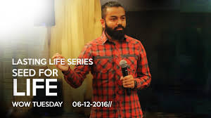 Seed for Life | 06th December 2016 | Ezra Moses | WOWLife Church ...