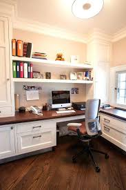 home office desk storage. Built In Shelves Over The Desk For Easy Storage And Access Box Home Office Wall T