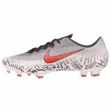 Nike Soccer Size Chart Details About Nike Vapor 12 Pro Njr Fg Soccer Mens Cleats Shoes Neymar Ao3123 170