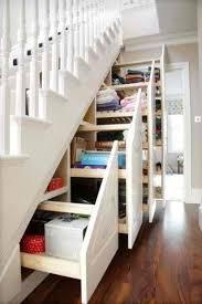 Space Under Stairs 17 beste ideer om space under stairs p pinterest    kjellere