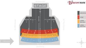 Beacon Theatre Seat Map Msg Official Site