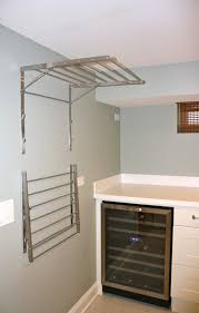 Ikea Grundtal drying racks--laundry room must-have... wonder if