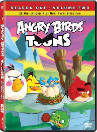 Angry Birds Toons: The First Season - Vol Two DVD Region 1 NTSC US Import:  Amazon.de: DVD & Blu-ray