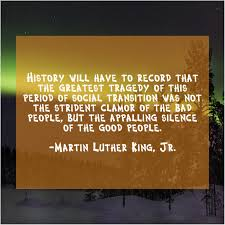 Martin Luther King Jr History Will Have To Record Quotes 4